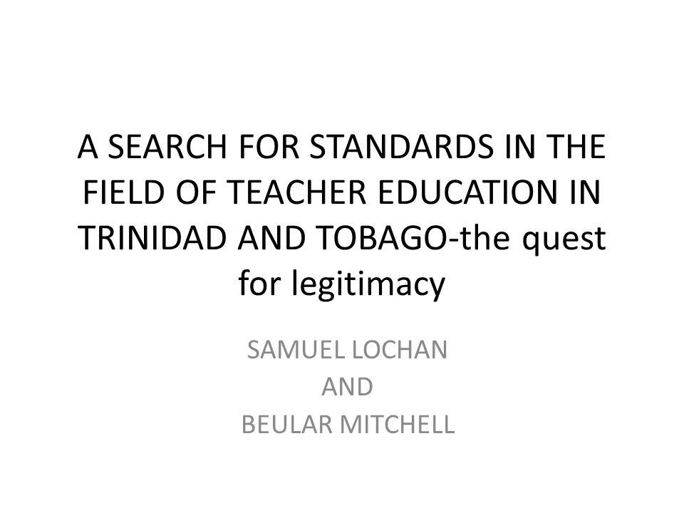 SAMUEL LOCHAN AND BEULAR MITCHELL