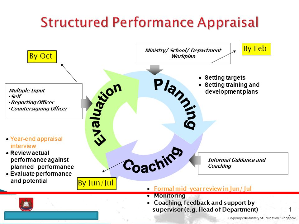 Structured Performance Appraisal