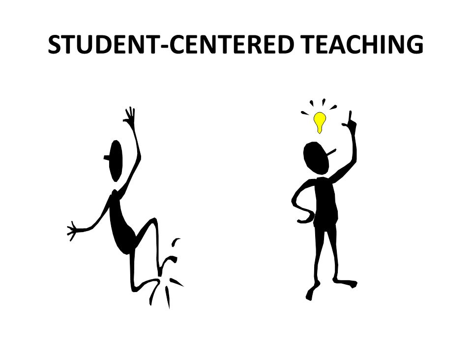 STUDENT-CENTERED TEACHING