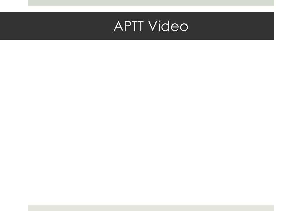 APTT Video