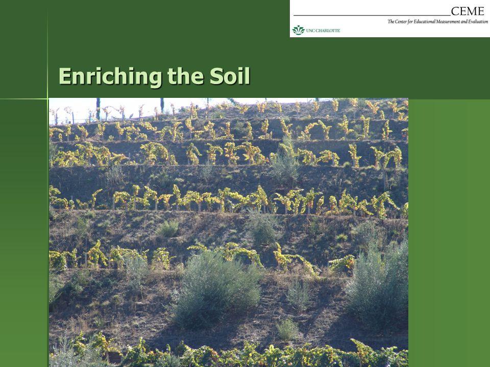 Enriching the Soil