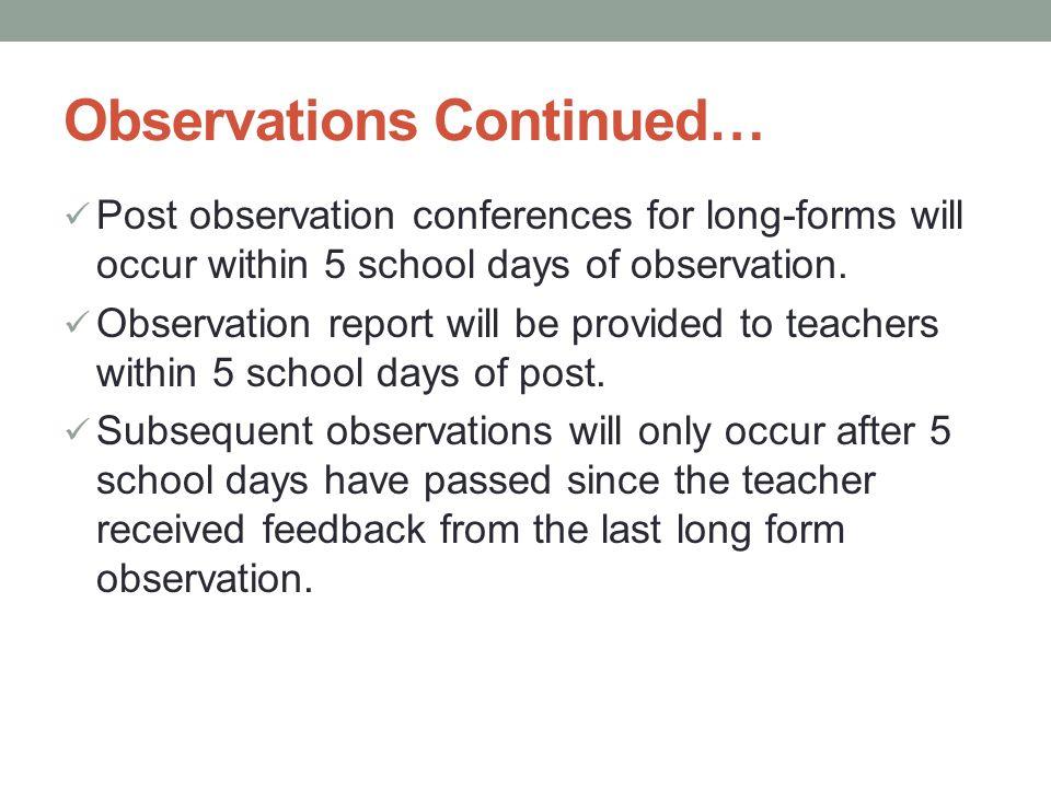observations about des essay