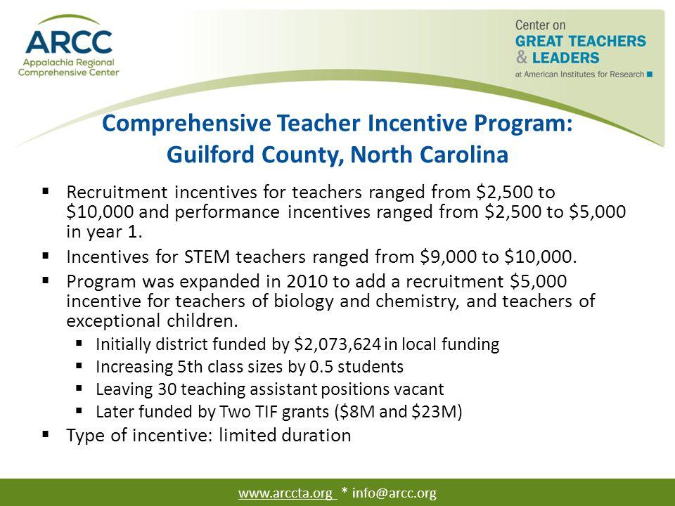Ohio STEM Teacher Signing Bonuses