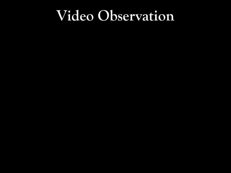 Video Observation