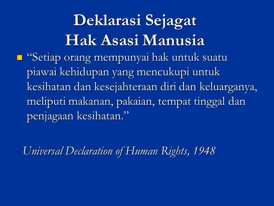Deklarasi Sejagat Hak Asasi Manusia