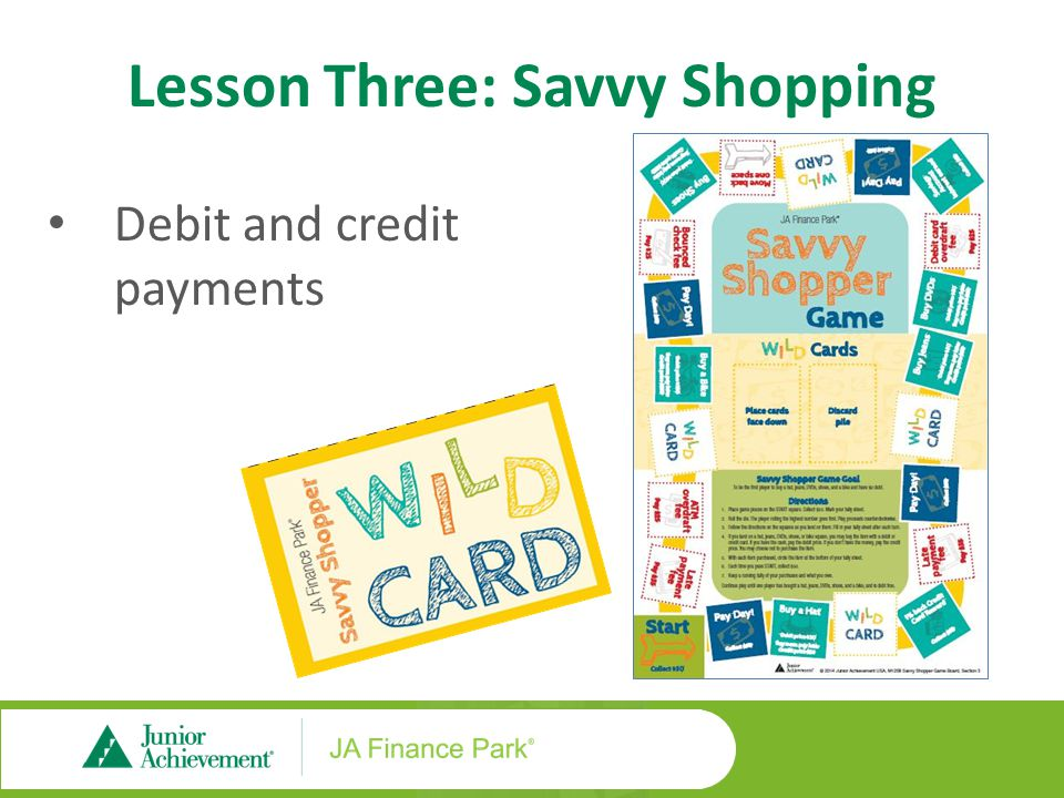 Lesson Four: Managing Credit