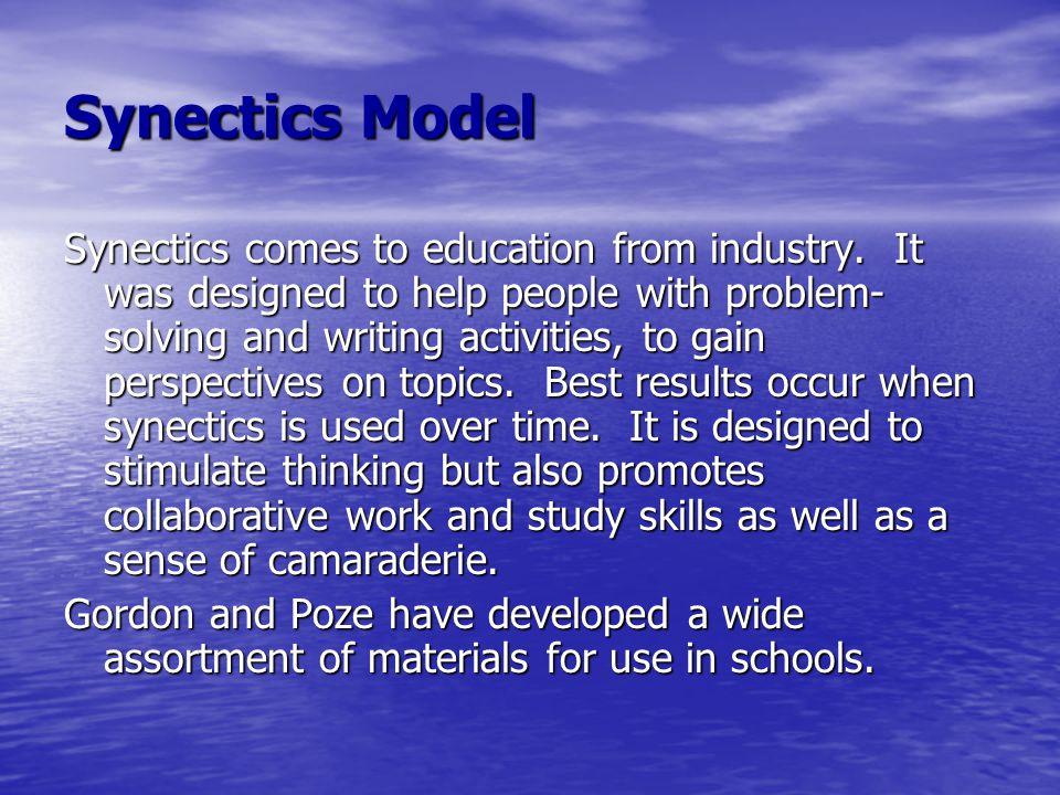 Synectics Model