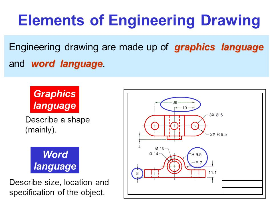 Elements of Engineering Drawing