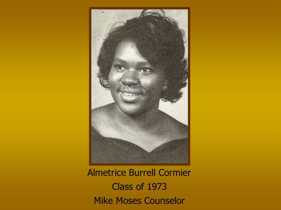 Almetrice Burrell Cormier