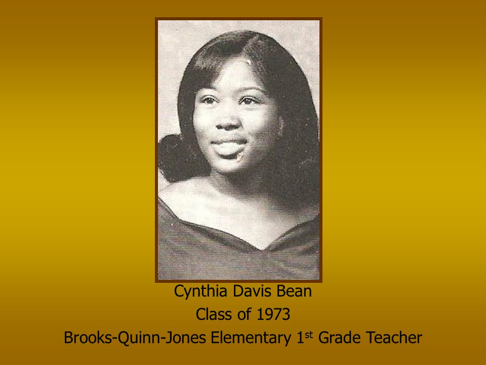 Brooks-Quinn-Jones Elementary 1st Grade Teacher