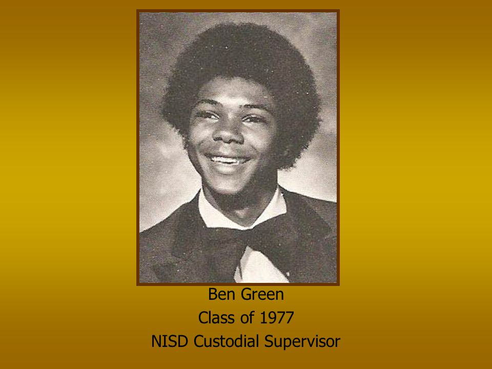 NISD Custodial Supervisor