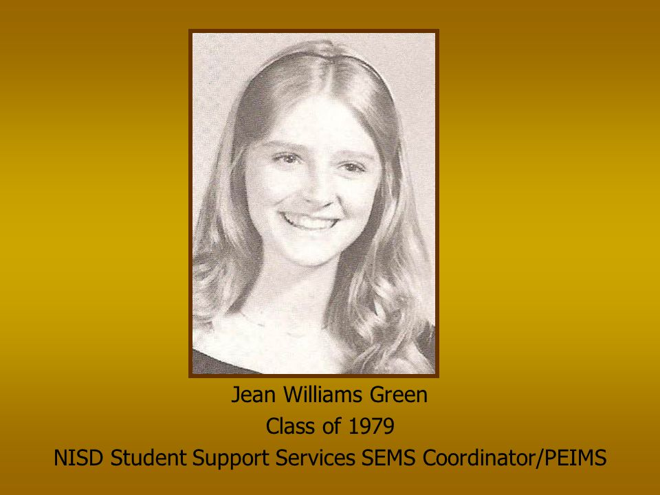 NISD Student Support Services SEMS Coordinator/PEIMS