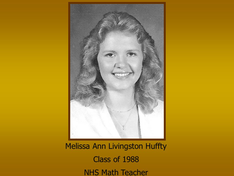 Melissa Ann Livingston Huffty