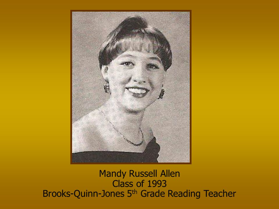 Brooks-Quinn-Jones 5th Grade Reading Teacher