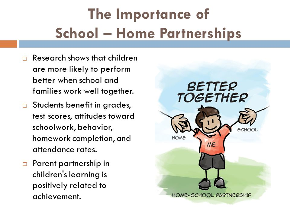 importance of school and community relationship