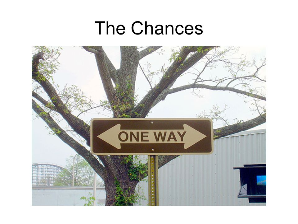 The Chances