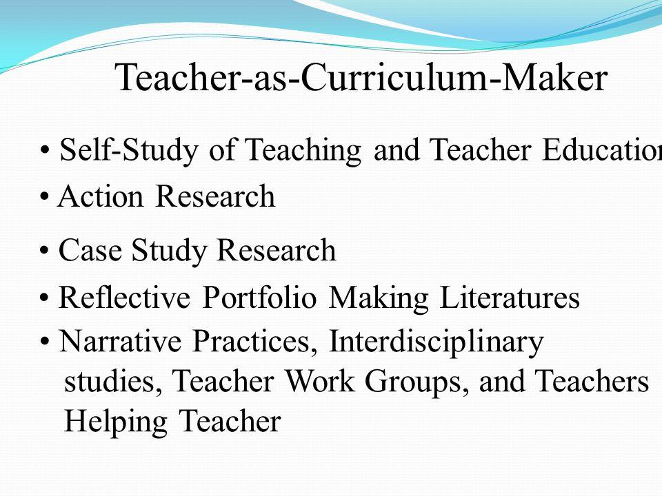 Teacher-as-Curriculum-Maker