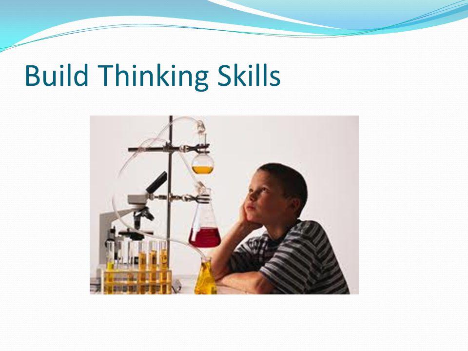 Build Thinking Skills