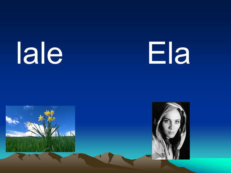lale Ela