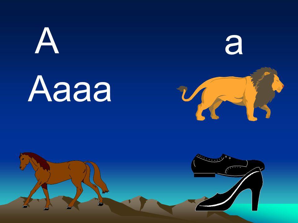 A a Aaaa