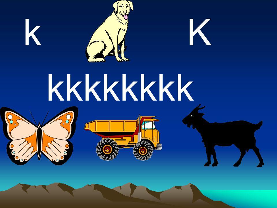 k K kkkkkkkk