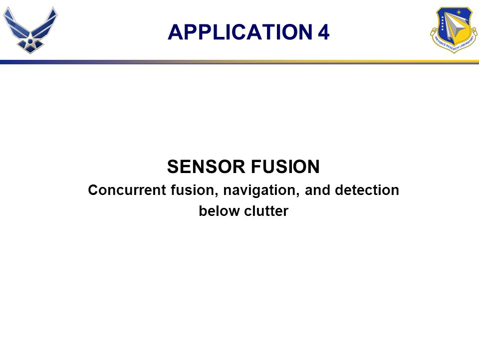 Concurrent fusion, navigation, and detection