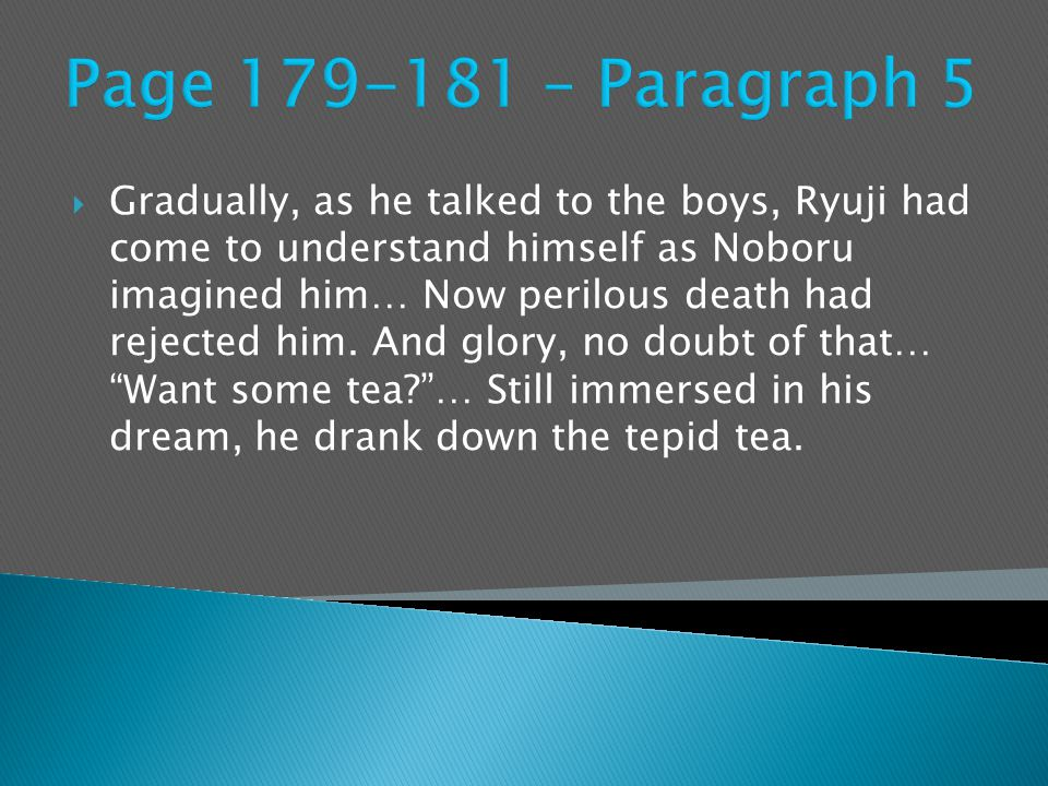 Page 179-181 – Paragraph 5