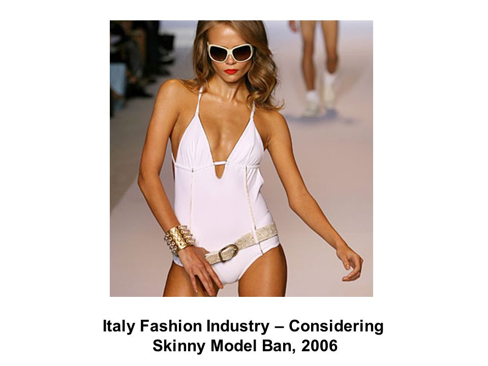 Italy Fashion Industry – Considering