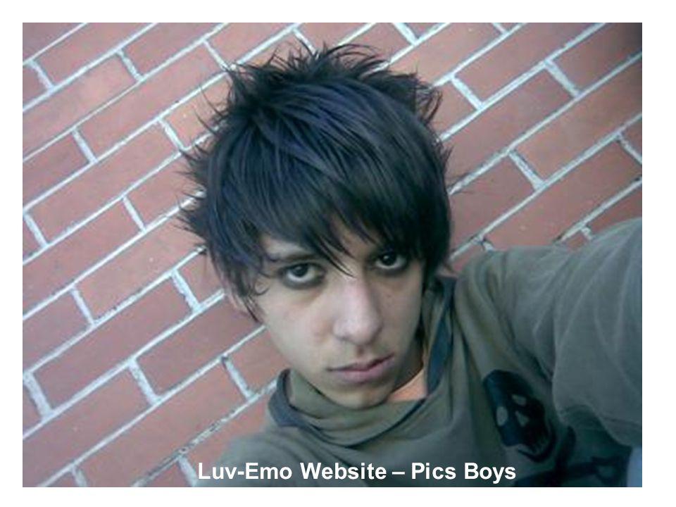 Luv-Emo Website – Pics Boys
