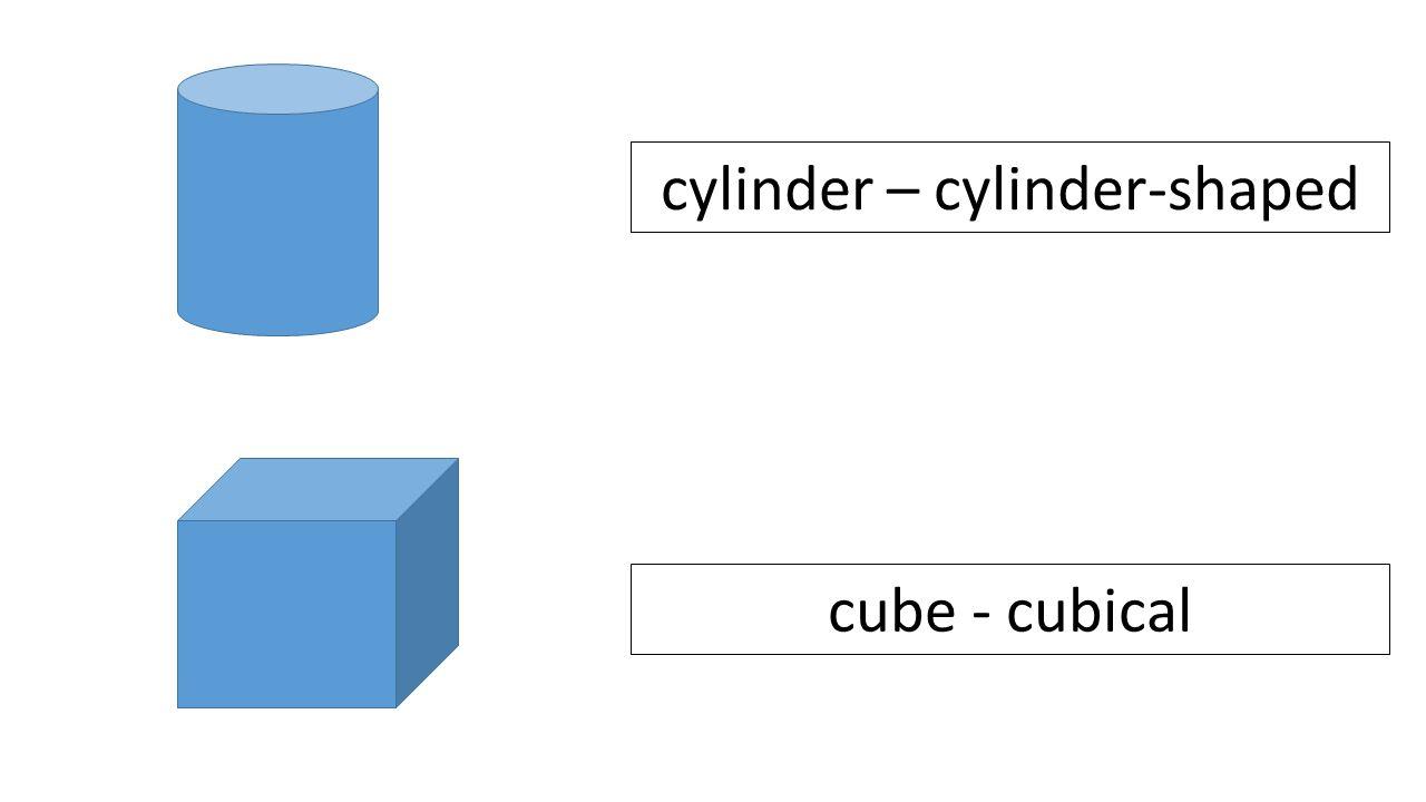cylinder – cylinder-shaped