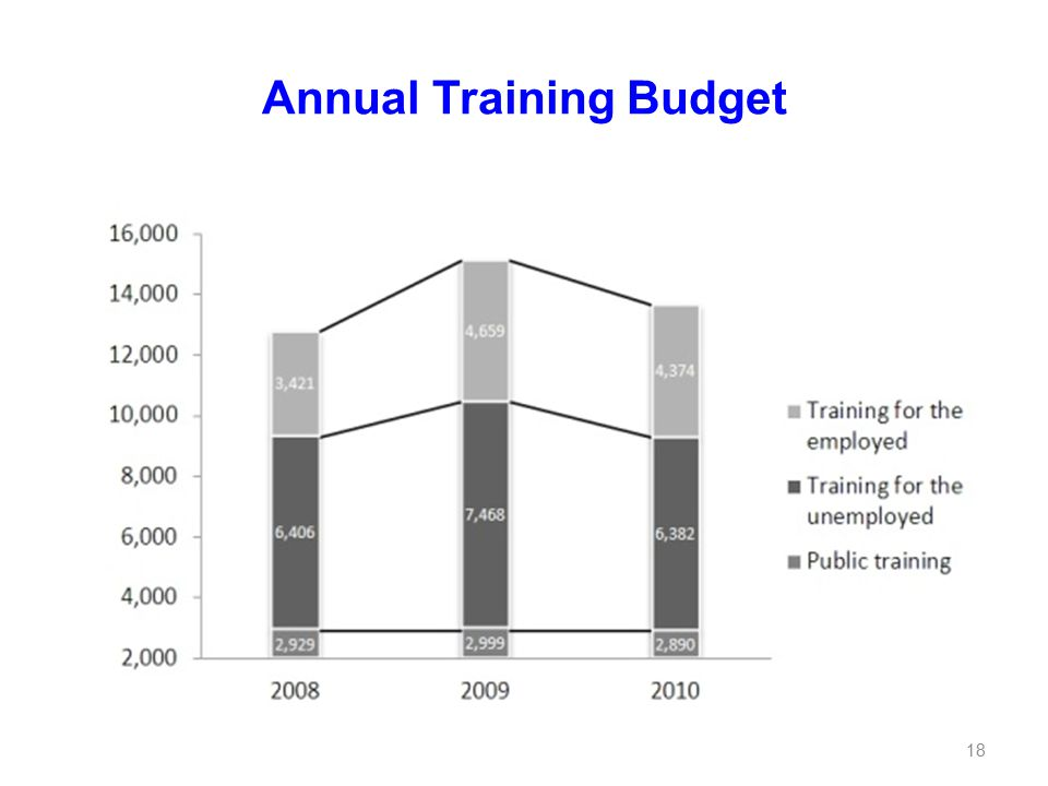 Annual Training Budget