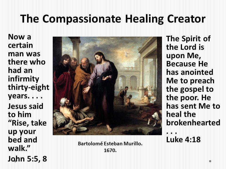 The Compassionate Healing Creator