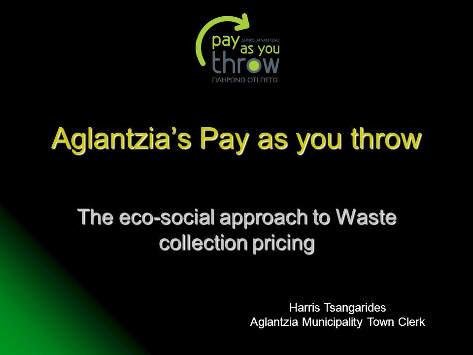 Aglantzia's Pay as you throw