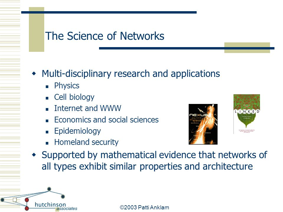 The Science of Networks