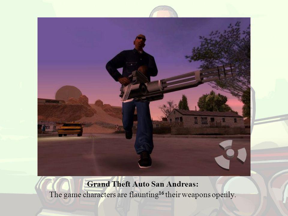 Grand Theft Auto San Andreas: