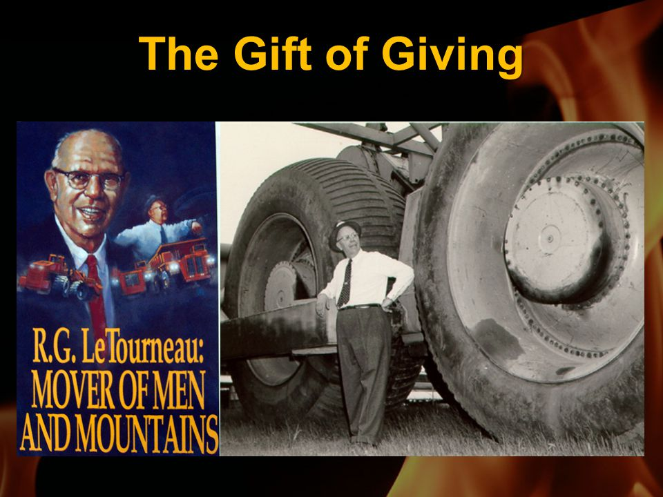 The Gift of Giving
