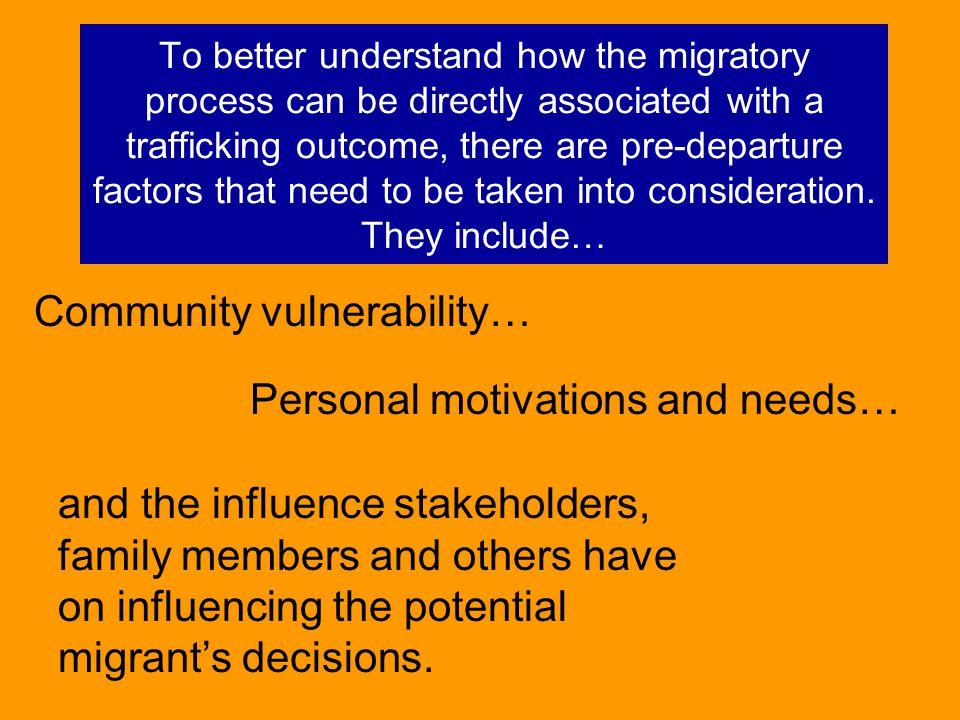 Community vulnerability…
