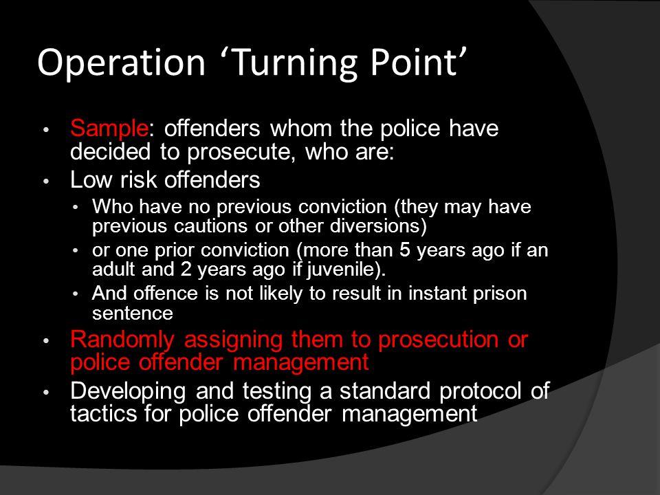 Operation 'Turning Point'