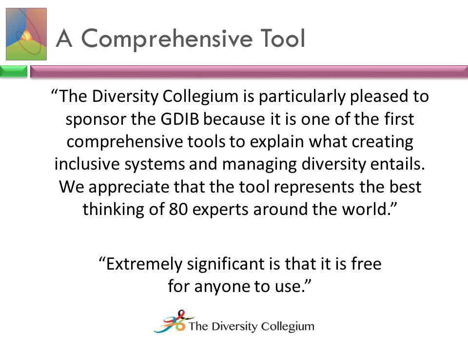 A Comprehensive Tool