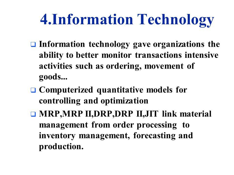 4.Information Technology