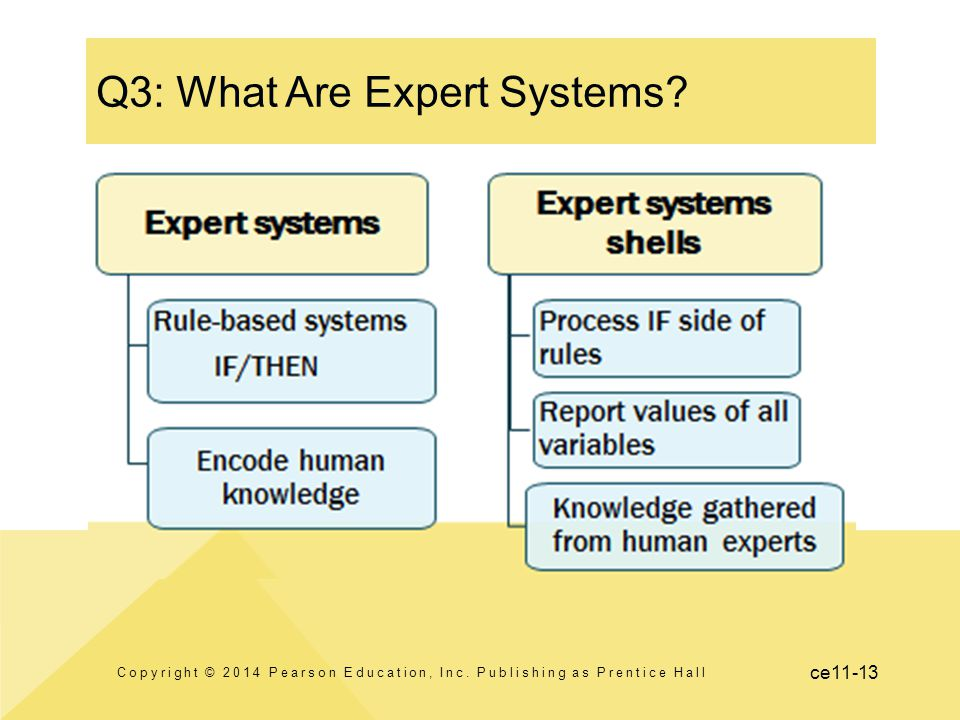 Q3: What Are Expert Systems