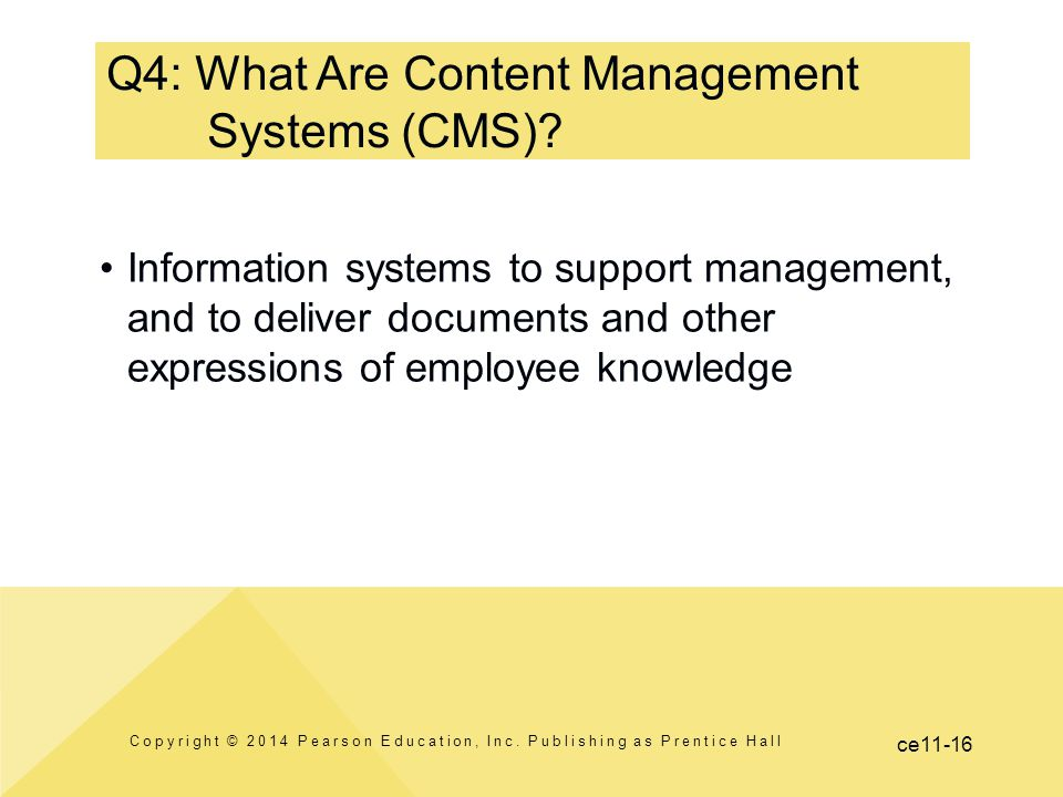 Q4: What Are Content Management Systems (CMS)