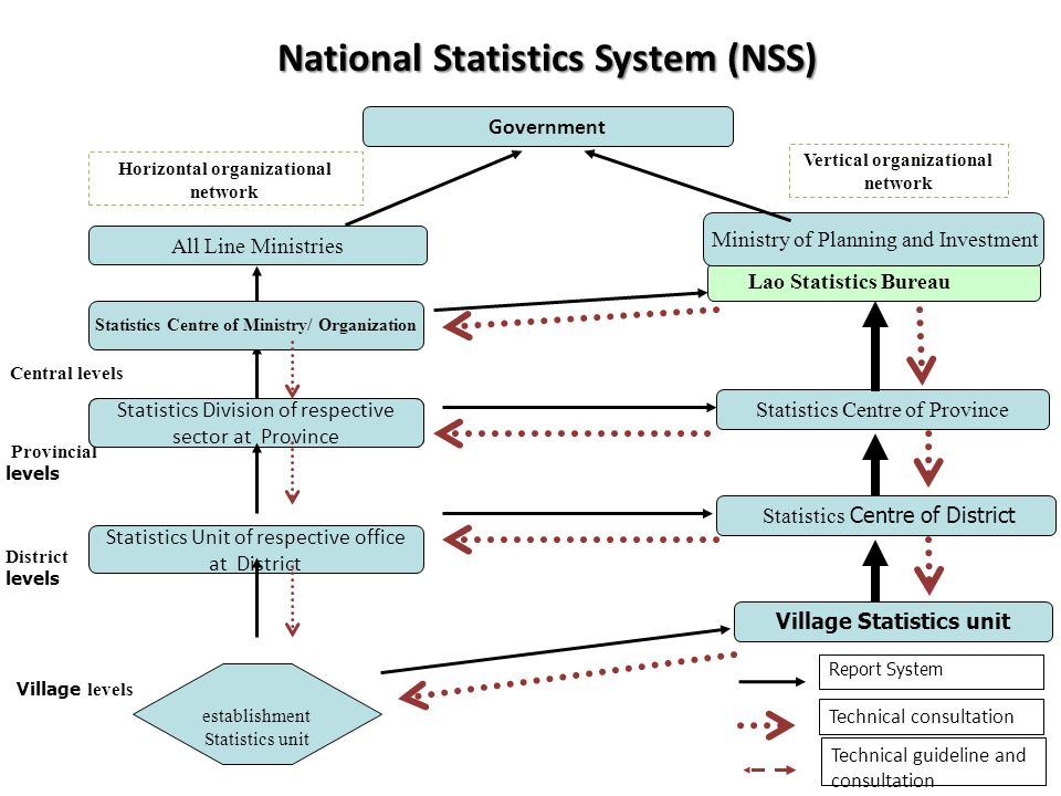 National Statistics System (NSS)