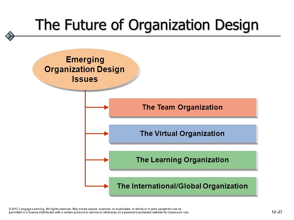 The Future of Organization Design