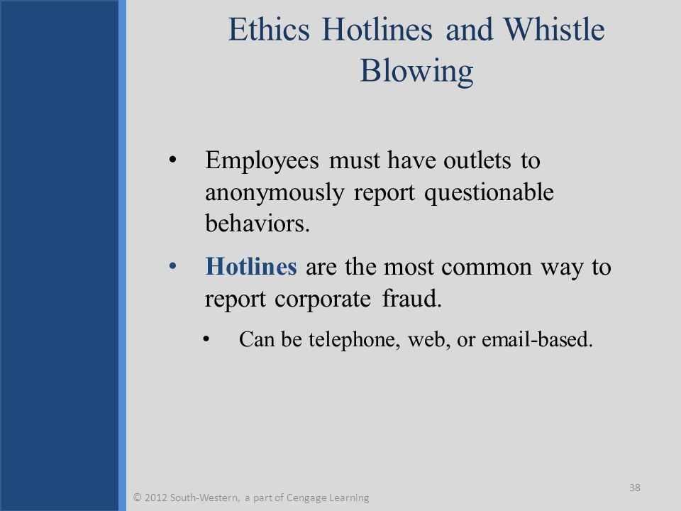 ethics in nursing whistle blowing