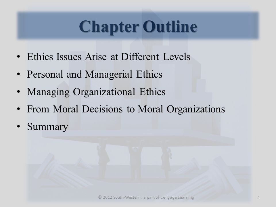 how might individual and managerial ethics be different Start studying ethics 1  and is different from contradiction  takes a rule or general practice and apply it eg if i start stealing then everyone might think .