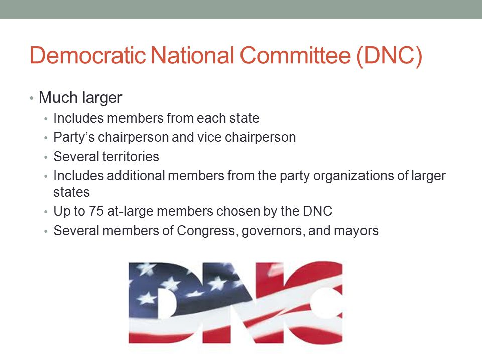 Democratic National Committee (DNC)