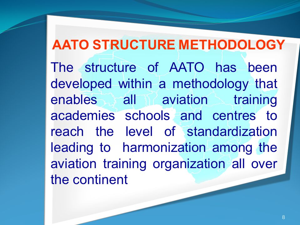 AATO STRUCTURE METHODOLOGY