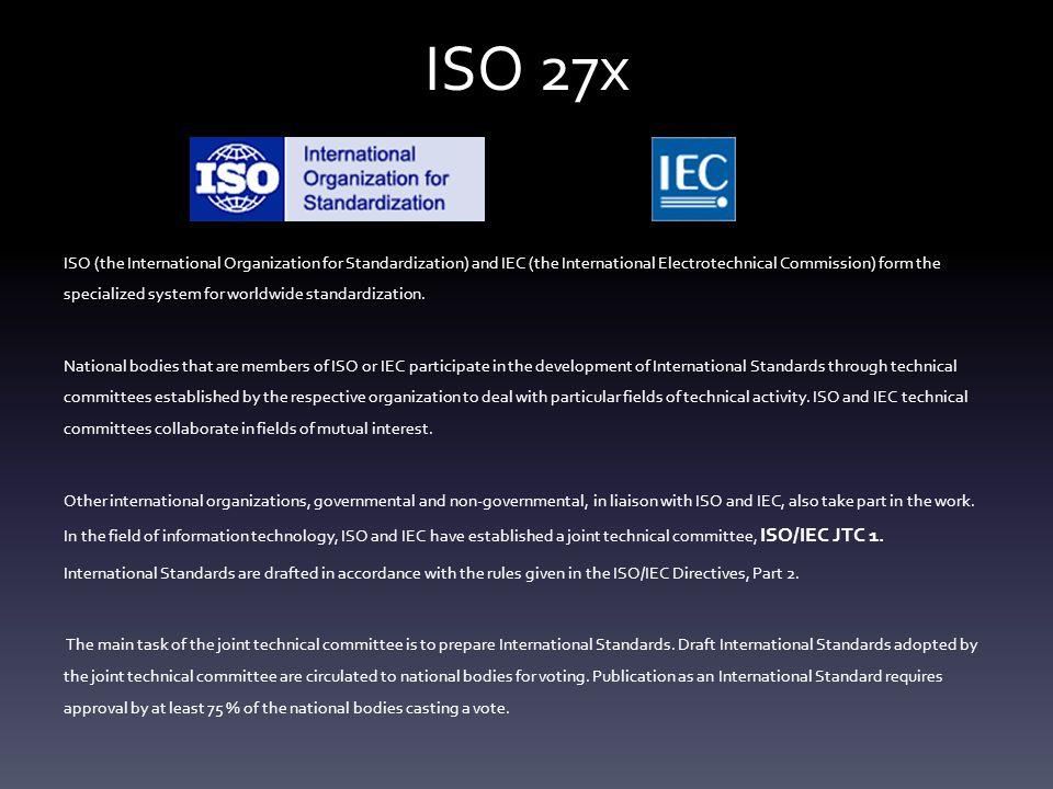 ISO 27x