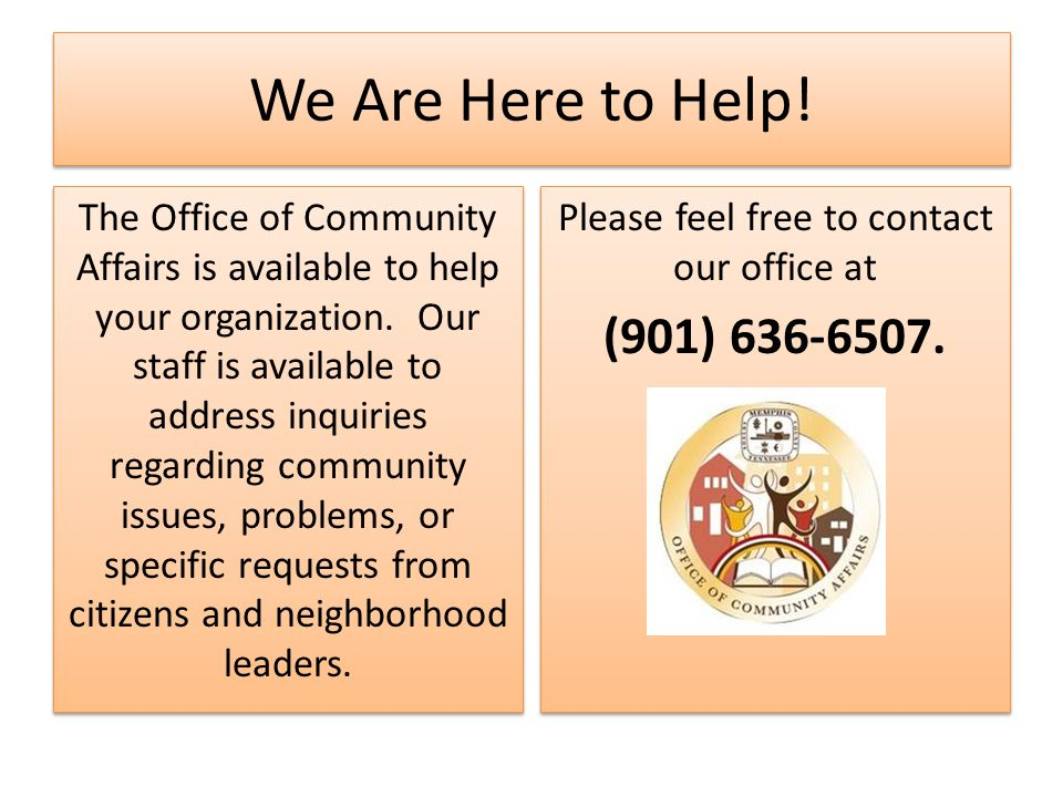 Please feel free to contact our office at